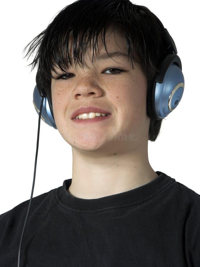De muziek van de tiener #5 royalty-vrije stock fotografie