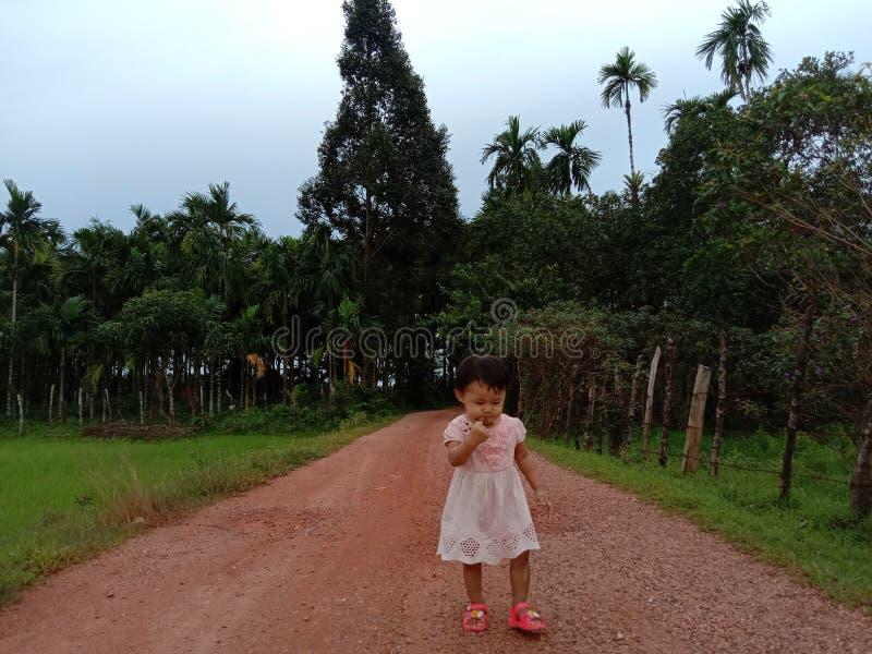 De Myanmar photo instantanée traditionnellement photos stock