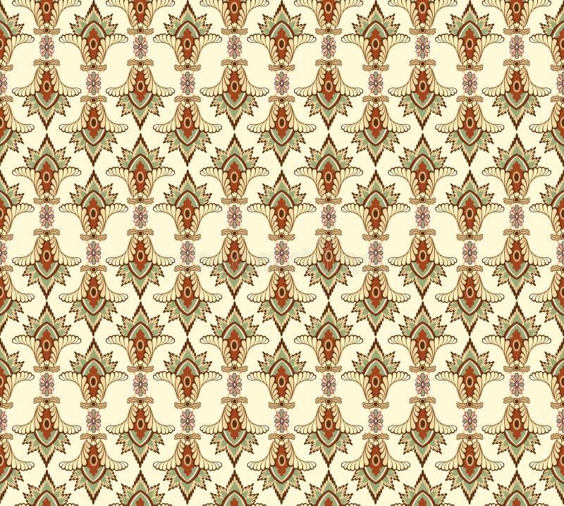 Download De Naadloze Achtergrond Van De Bloem. Bloei Achtergrond Vector Illustratie - Illustratie bestaande uit bluebell, elegant: 29505884
