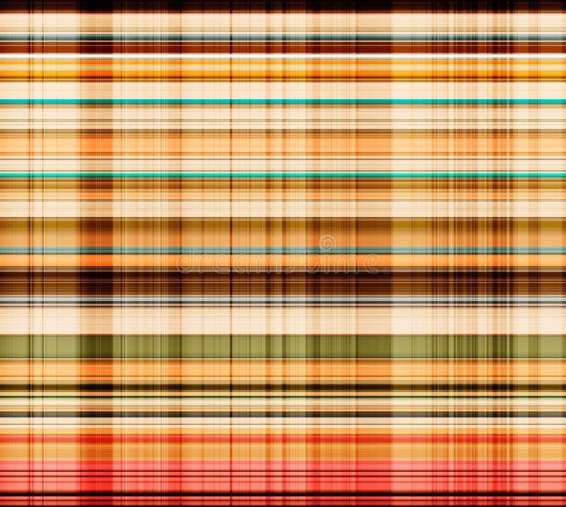 De naadloze achtergrond van de de plaidstof van de plaidstof abstracte, Naadloze, het Naadloze patroon van de plaidstof vector illustratie