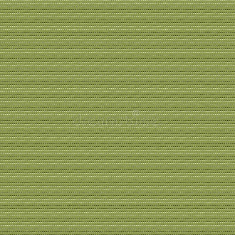 De naadloze die textuur van groen wordt gemaakt wijzigt zich hexacoms royalty-vrije illustratie