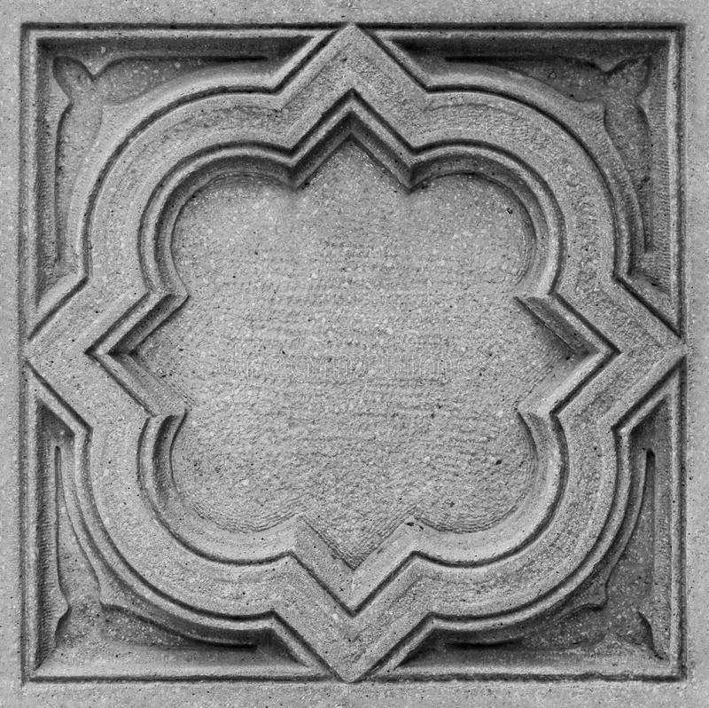 De naadloze Textuur van de Muur royalty-vrije stock afbeelding