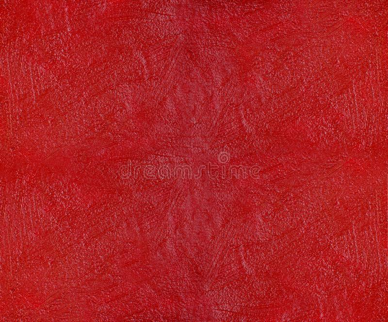 De Naadloze textuur van tomatenpuree Ketchupachtergrond Eigengemaakte tomatensaus royalty-vrije stock fotografie
