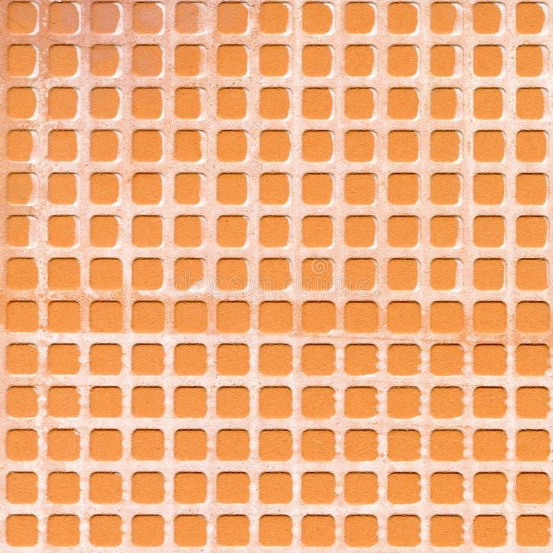 De narural textuur van de de ceramiektegel achterkant van de close-up royalty-vrije stock afbeeldingen