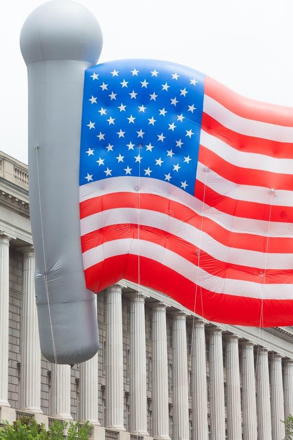 De nationale Parade van de Dag van de Onafhankelijkheid royalty-vrije stock afbeeldingen