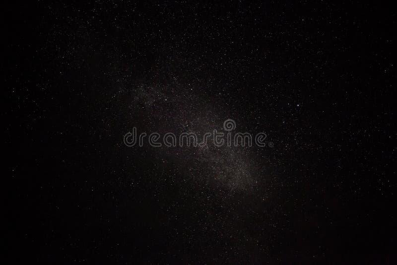 De natuurlijke Echte Nachthemel speelt Achtergrondtextuur mee royalty-vrije stock afbeelding