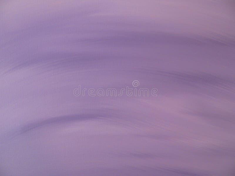 De nevelSteen van de lavendel stock afbeelding