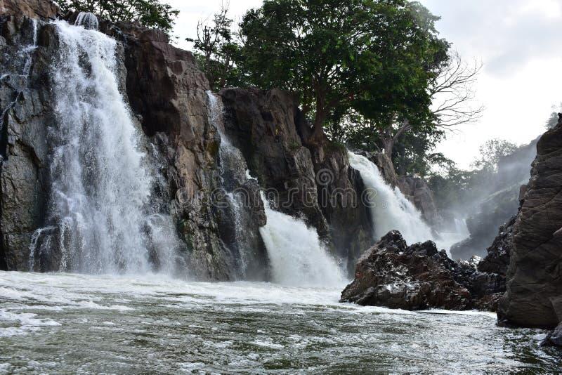 De Niagara-Val van India royalty-vrije stock afbeeldingen
