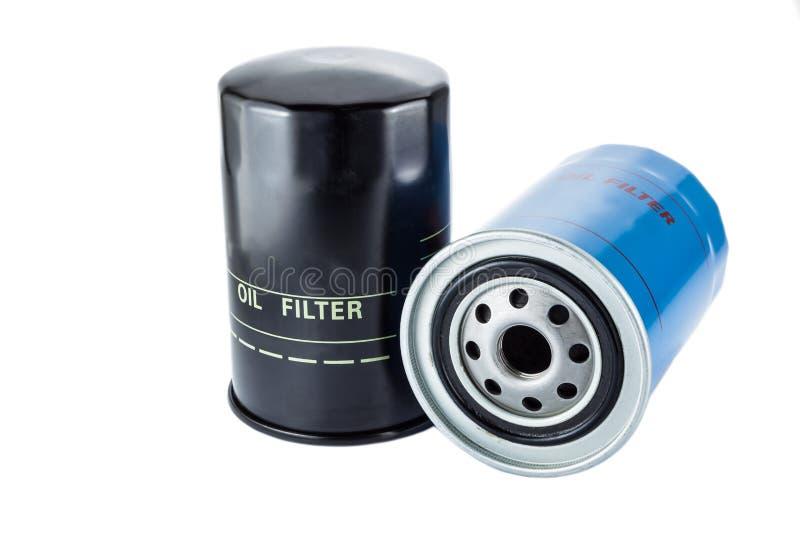 De nieuwe Filter van de Olie stock foto's