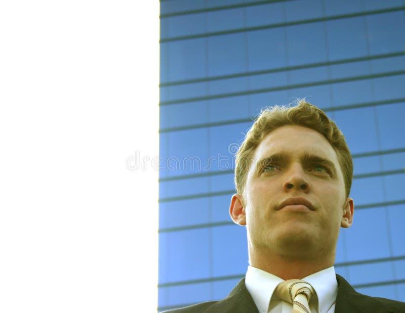 De Nieuwe Man Stock Afbeelding