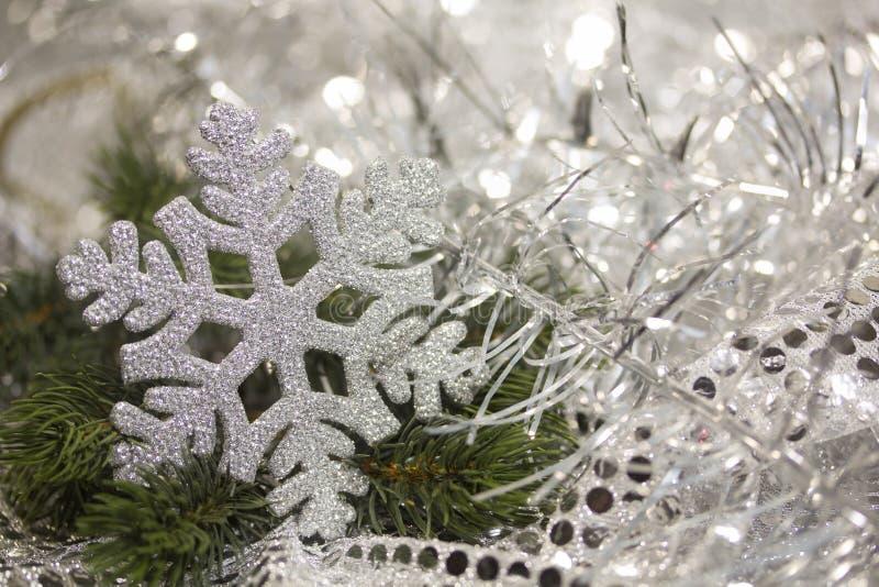 De Noël toujours durée avec des décorations photos stock