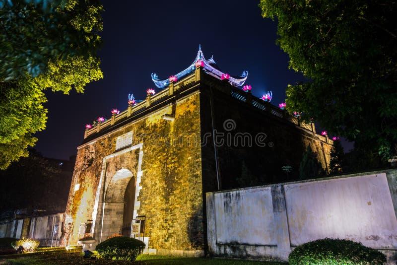 De Noordelijke Poort van Hanoi royalty-vrije stock foto