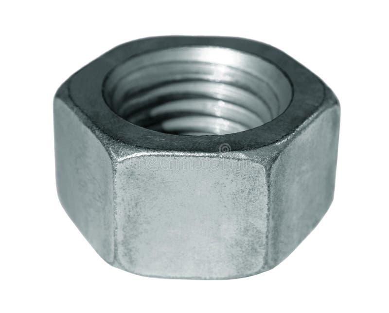 De noot van het staal. royalty-vrije stock afbeelding
