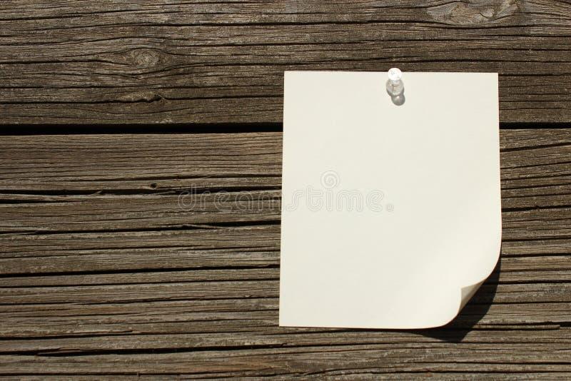 De notaduim voegde hout toe stock foto's