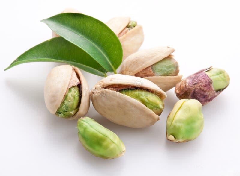 De noten van de pistache royalty-vrije stock afbeeldingen