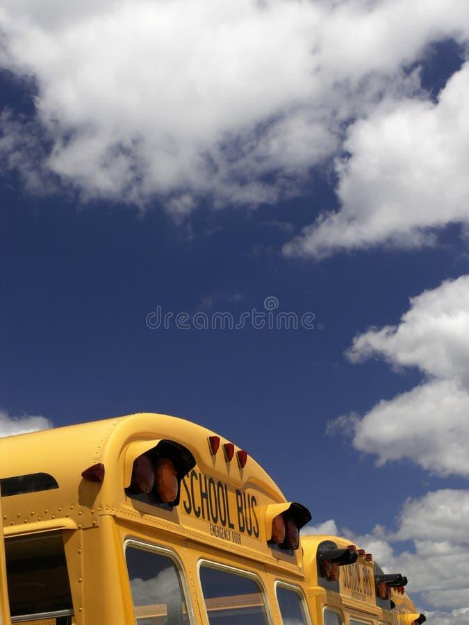 De nouveau à l'école photographie stock