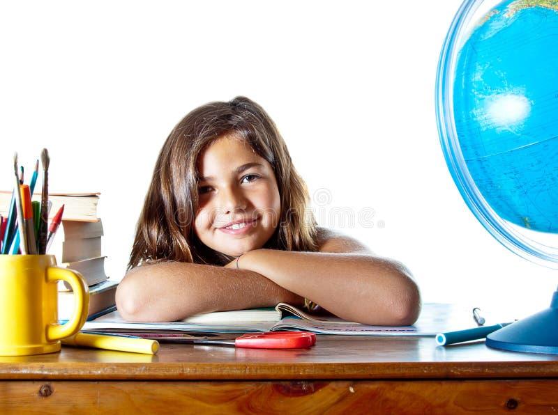 De nouveau à l'école : réveillez-vous ! photographie stock