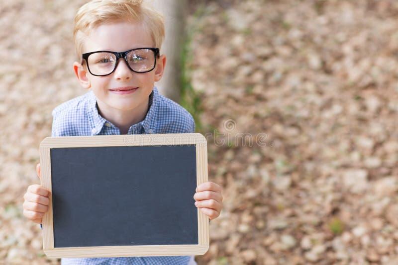 De nuevo a concepto de la escuela foto de archivo libre de regalías