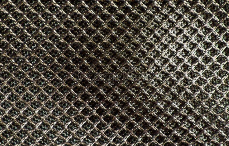 De nylon achtergrond van de stoffentextuur stock fotografie