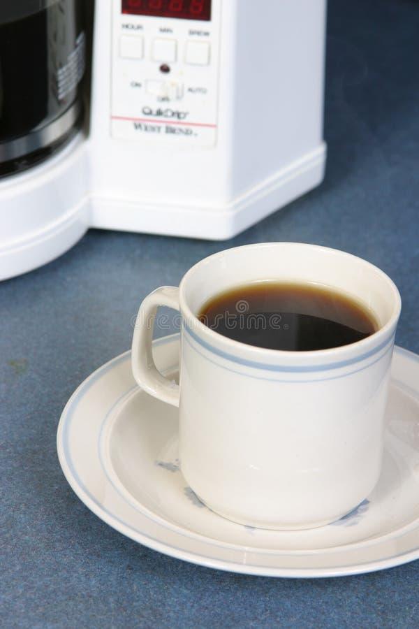 Download De ochtend brouwt stock foto. Afbeelding bestaande uit suiker - 279658