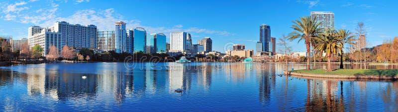 De ochtend van Orlando royalty-vrije stock foto's