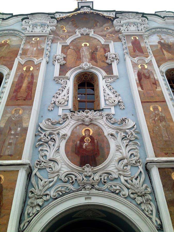 De Oekraïne, Kiev Kiev Pechersk Lavra royalty-vrije stock afbeeldingen