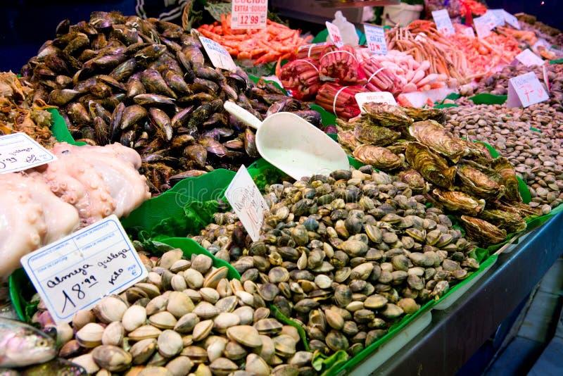 De oesters zijn goed voor seksuele gezondheid! royalty-vrije stock fotografie