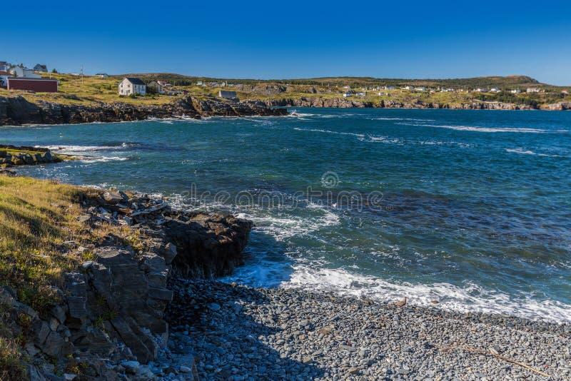 Download De Oever van Newfoundland stock foto. Afbeelding bestaande uit haven - 54084984