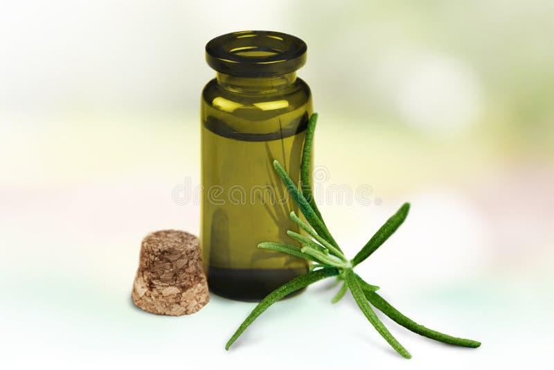 De Olie van Aromatherapy royalty-vrije stock foto