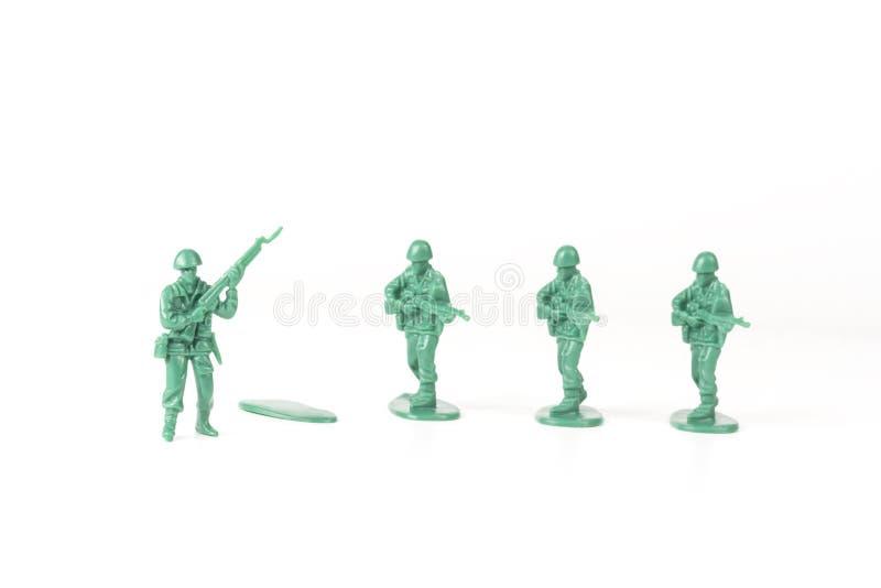 Download De Onafhankelijkheid Van De Legermens Stock Foto - Afbeelding bestaande uit commando, figurine: 54092142