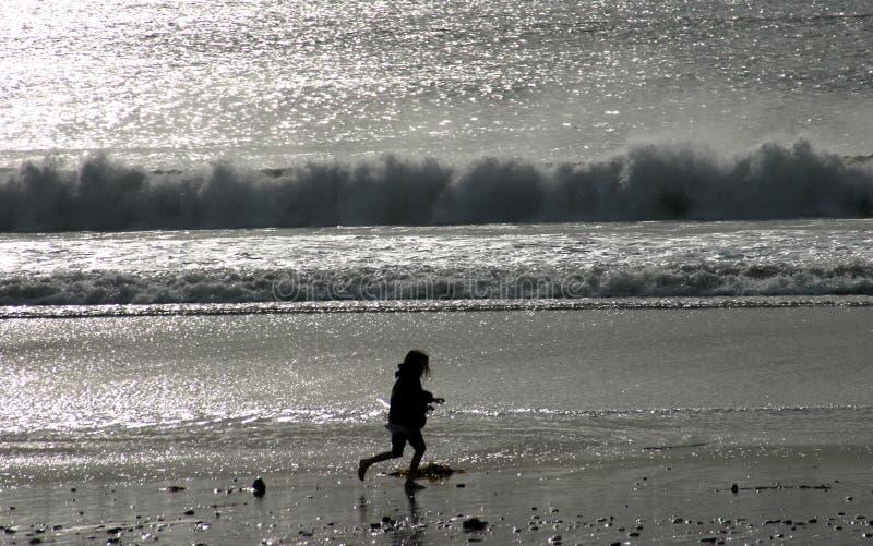Download De Onbezorgde Oceaan Stoeit Stock Afbeelding - Afbeelding: 26849