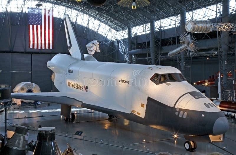 De Onderneming van de Ruimtependel van NASA stock foto's