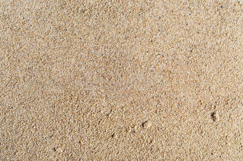 De ongeraffineerde Textuur van het Zand royalty-vrije stock afbeelding