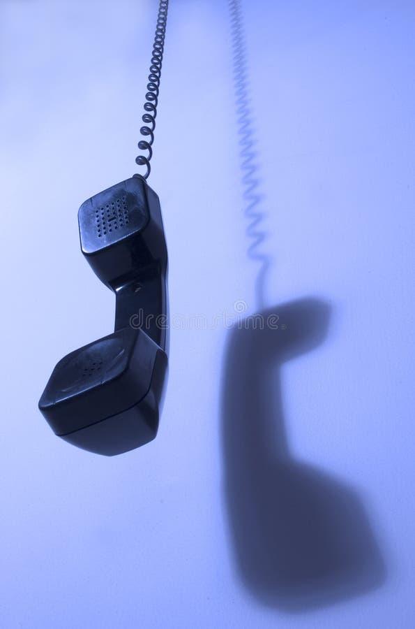 De ontvanger van de telefoon stock foto's