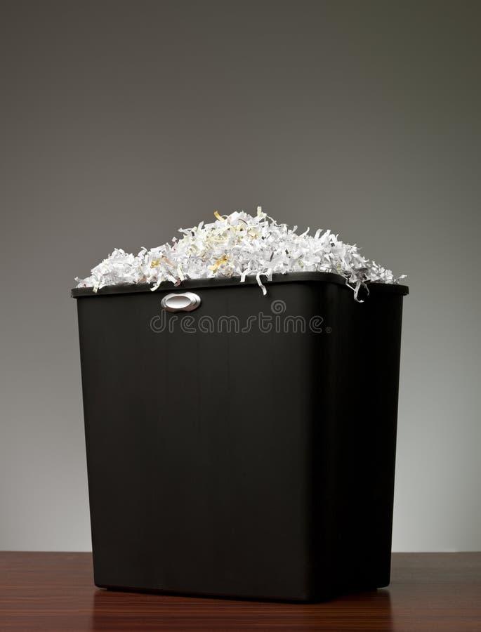 De Ontvezelmachine van het document royalty-vrije stock fotografie
