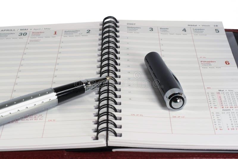 De ontwerper & de pen van de dag - 2 royalty-vrije stock fotografie