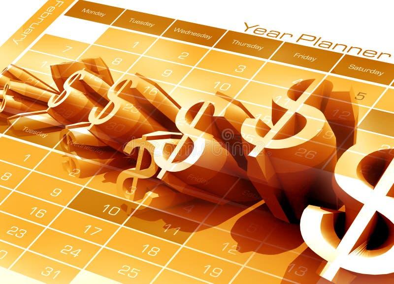 De ontwerper van het jaar stock illustratie