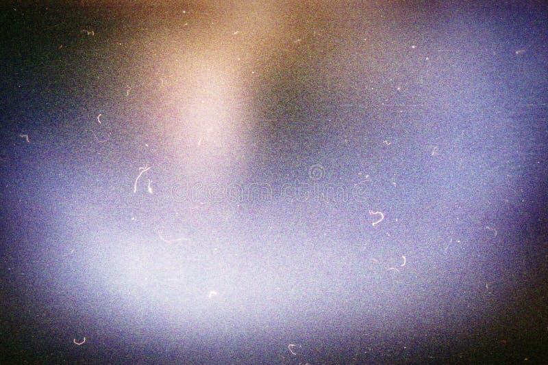 De ontworpen achtergrond van de filmtextuur stock fotografie