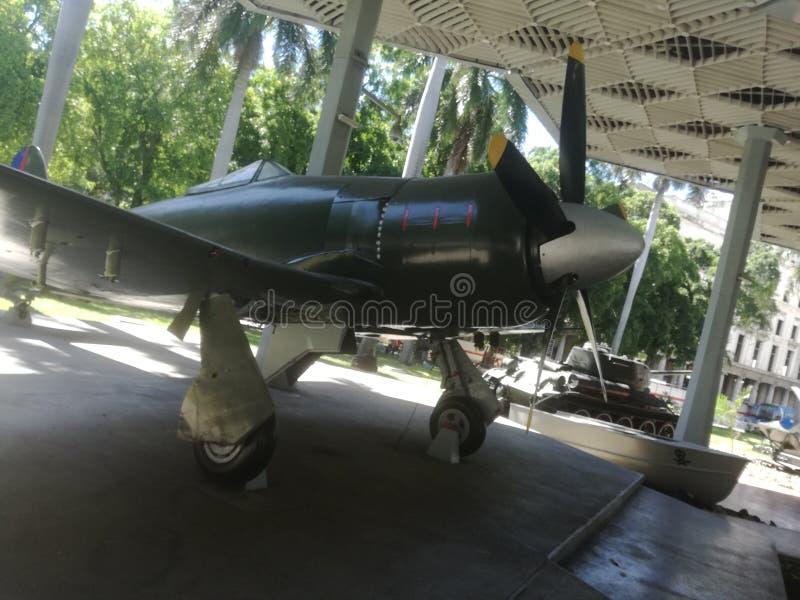 De oorlogsmuseum van Cuba royalty-vrije stock foto