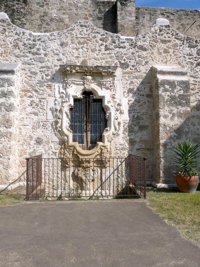 De Opdracht San Jose ` in San Antonio Mission National Historic Park, Texas royalty-vrije stock foto's