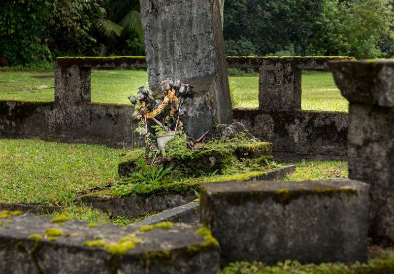 De Opdrachtkerk van Waiolihuiia in Hanalei Kauai royalty-vrije stock afbeelding
