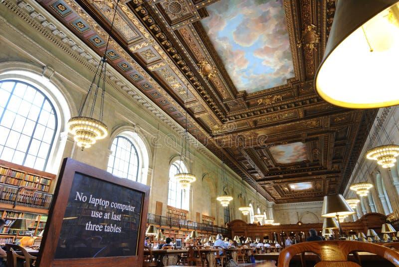 De Openbare Bibliotheek van New York