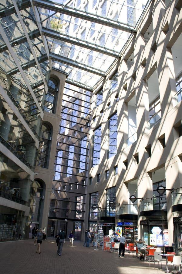 De Openbare Bibliotheek van Vancouver royalty-vrije stock foto