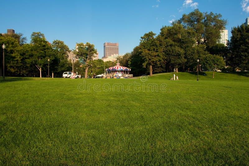 De Openbare Tuin van Boston stock fotografie