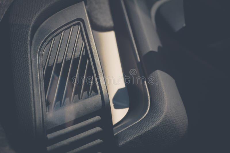 De opening van de autolucht stock afbeelding