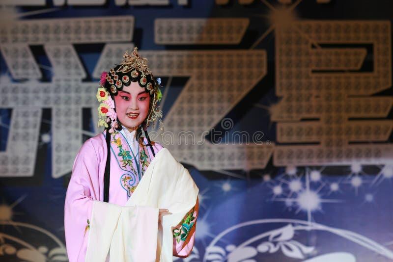 De Opera van China Peking royalty-vrije stock foto