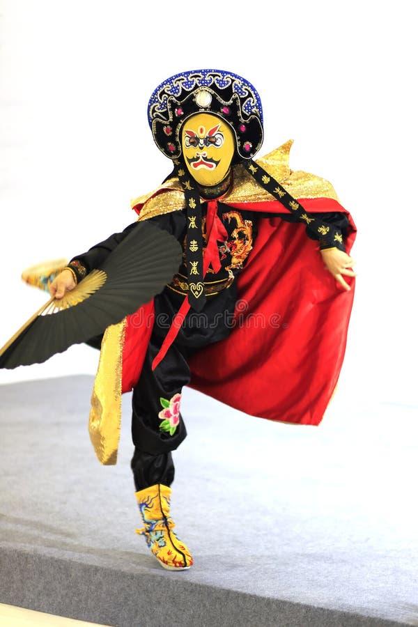 De operagezicht van Sichuan royalty-vrije stock foto