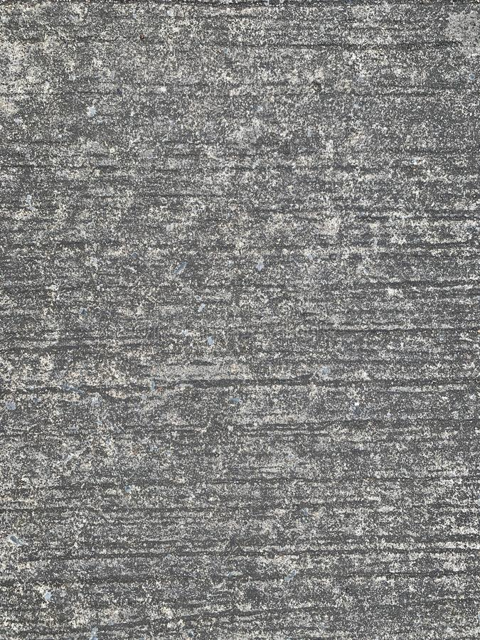 De oppervlakte van cementvloer, textuur met grijze abstracte lijn als natuurlijke achtergrond, verticaal beeld royalty-vrije stock foto