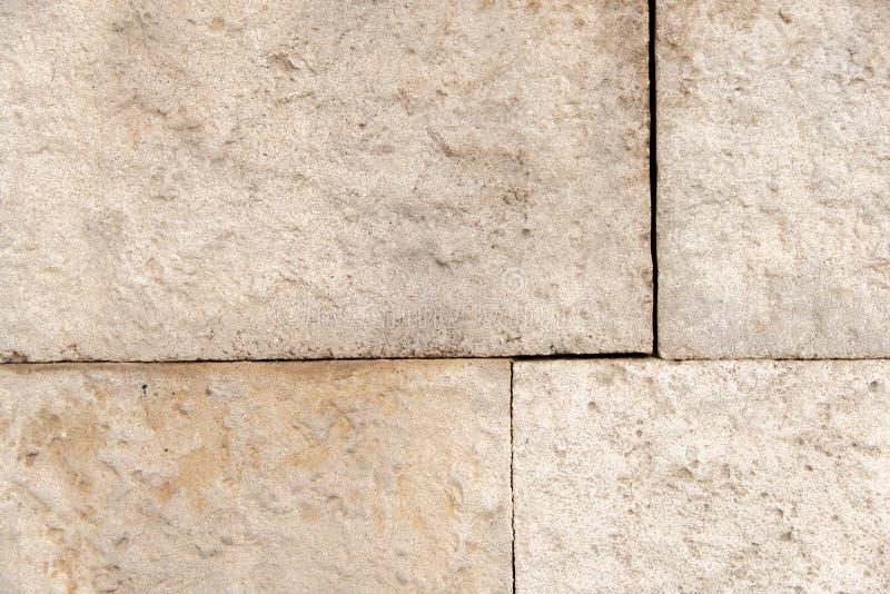De oppervlakte van de steenmuur royalty-vrije stock afbeeldingen