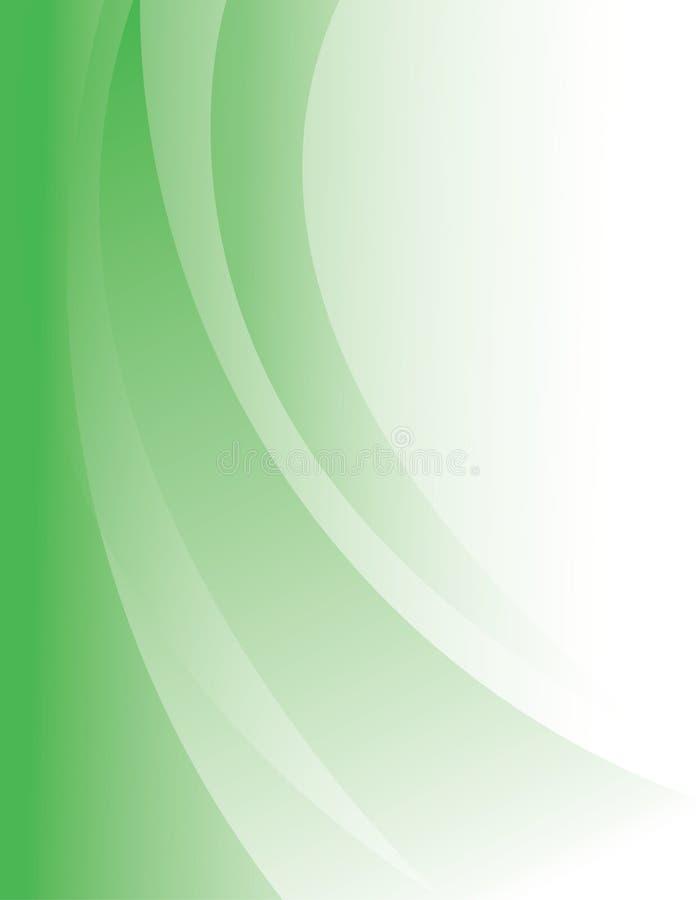 De oranje abstracte achtergrond. vector illustratie